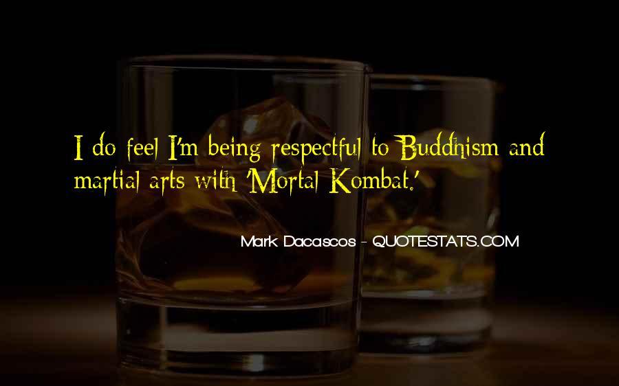 Mortal Kombat 9 Quotes #278373