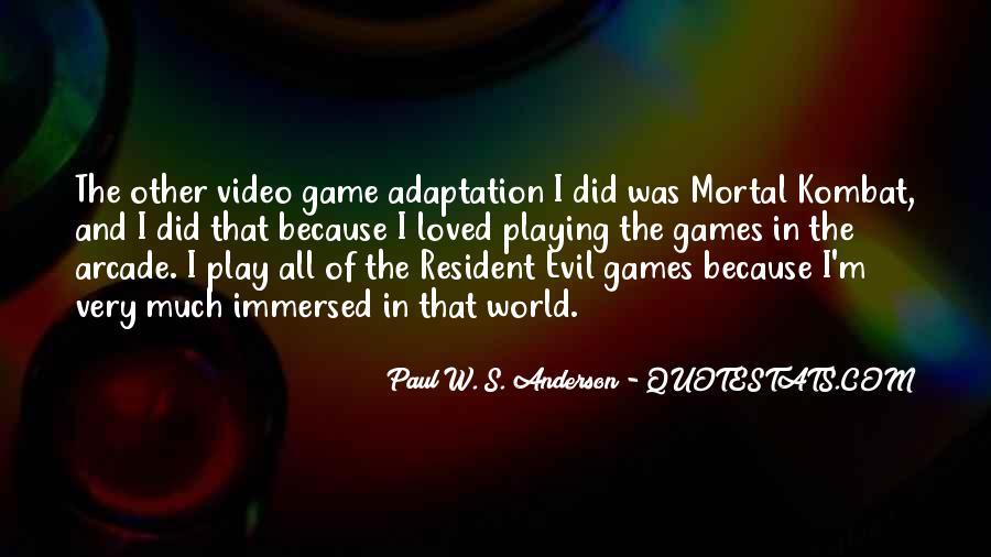 Mortal Kombat 9 Quotes #657438