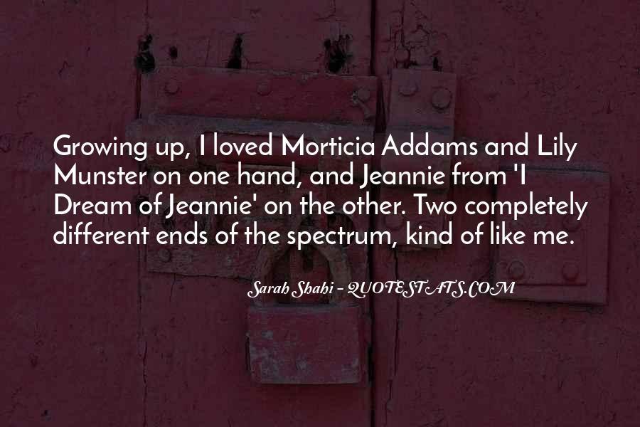 Morticia Addams Quotes #649564