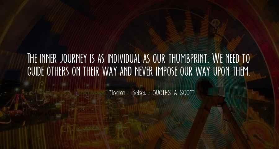 Morton Kelsey Quotes #44006
