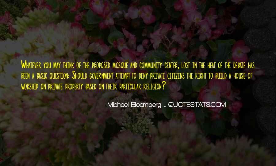 Mosque Quotes #1016217