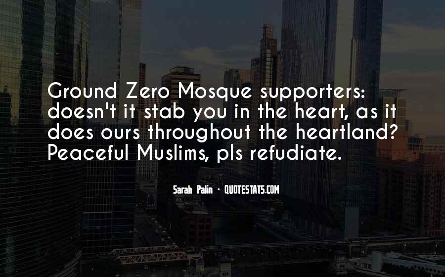 Mosque Quotes #1096066