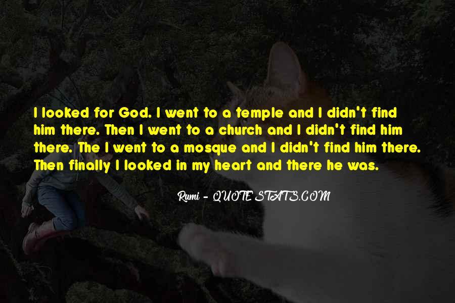 Mosque Quotes #1425869