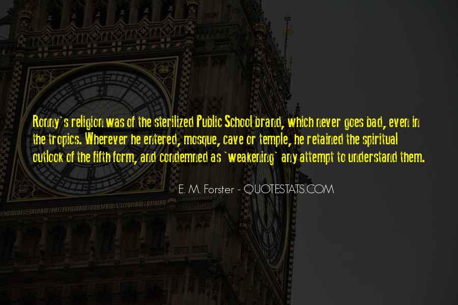 Mosque Quotes #1461065