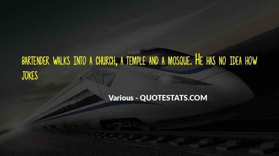 Mosque Quotes #1539237