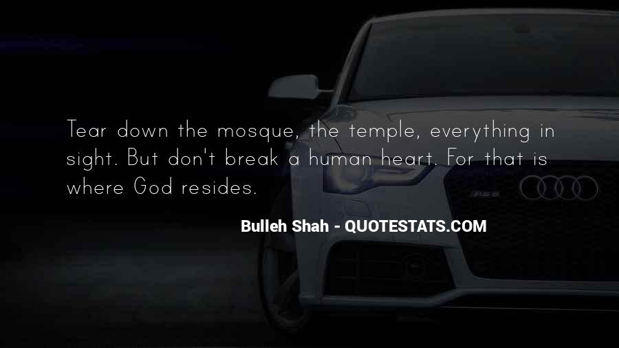 Mosque Quotes #1539470