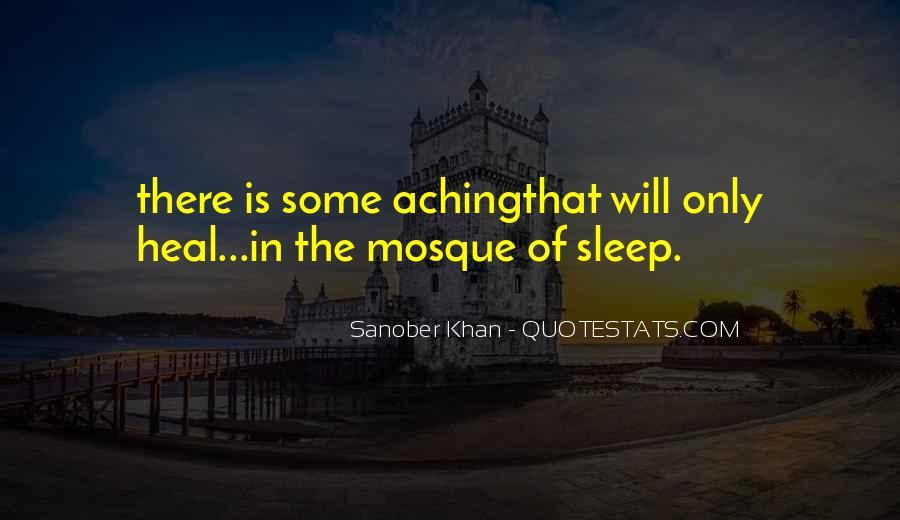 Mosque Quotes #162135