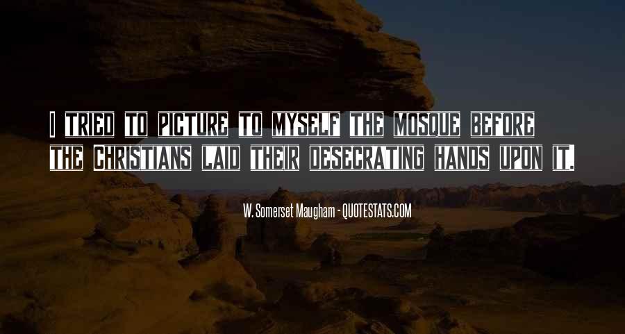 Mosque Quotes #176016