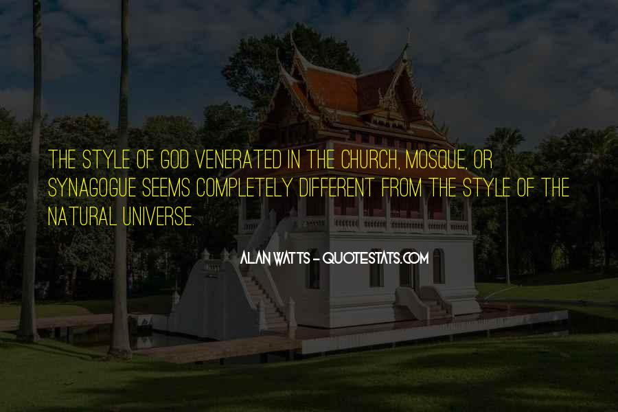 Mosque Quotes #1810157