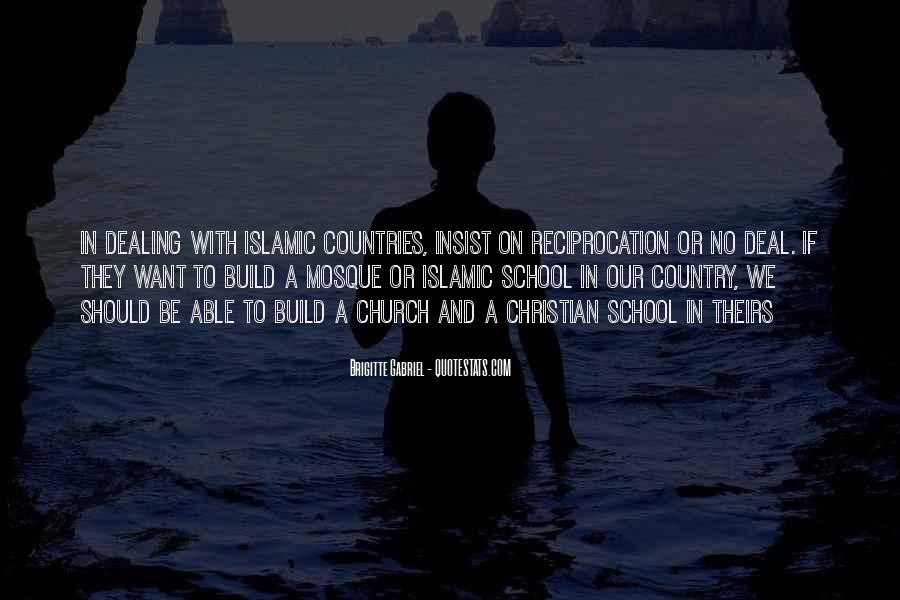 Mosque Quotes #1820604