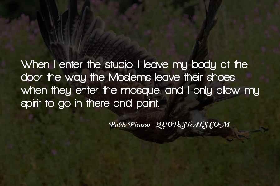 Mosque Quotes #1847370