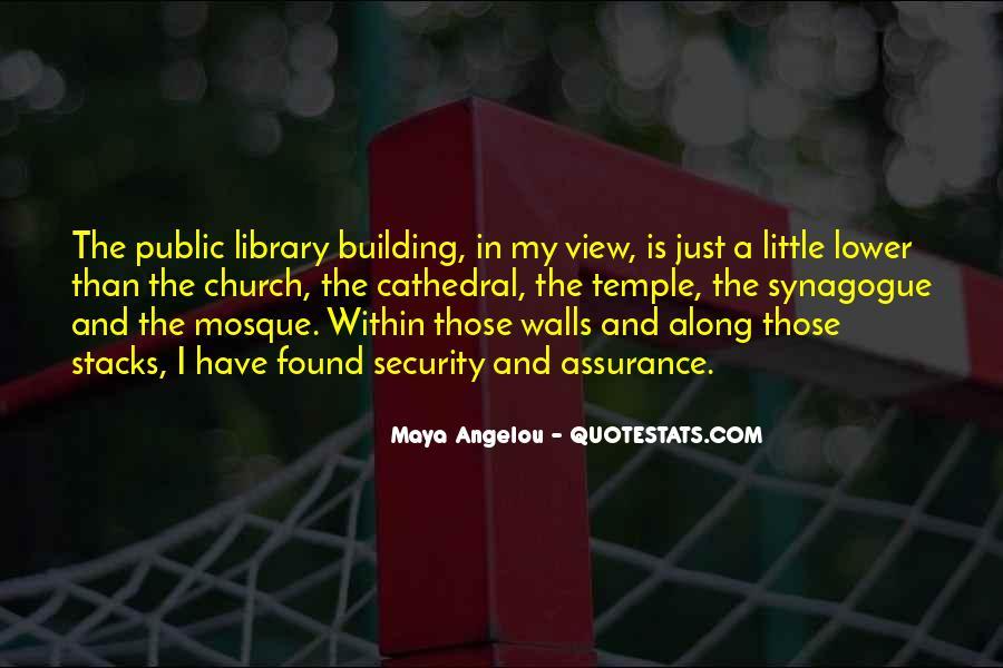 Mosque Quotes #197287