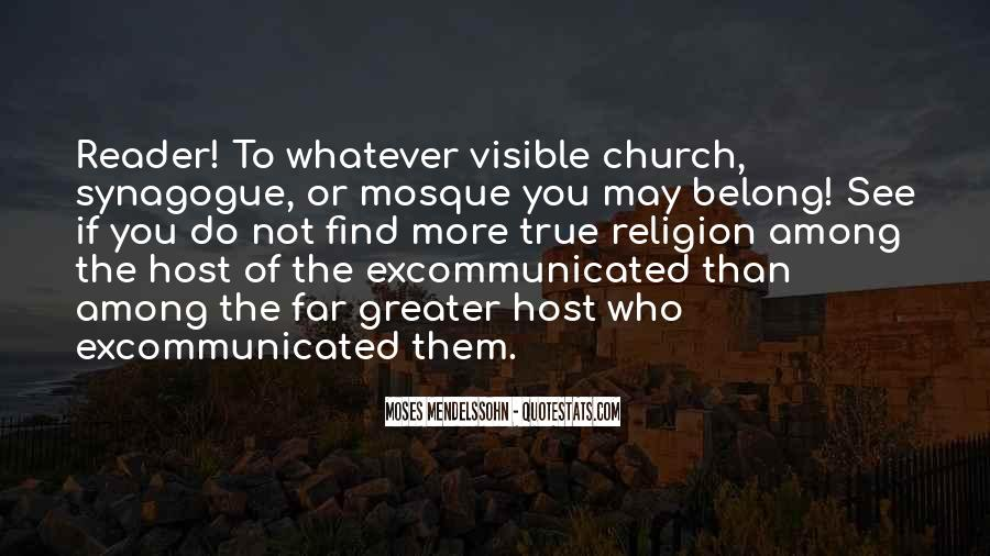 Mosque Quotes #354790