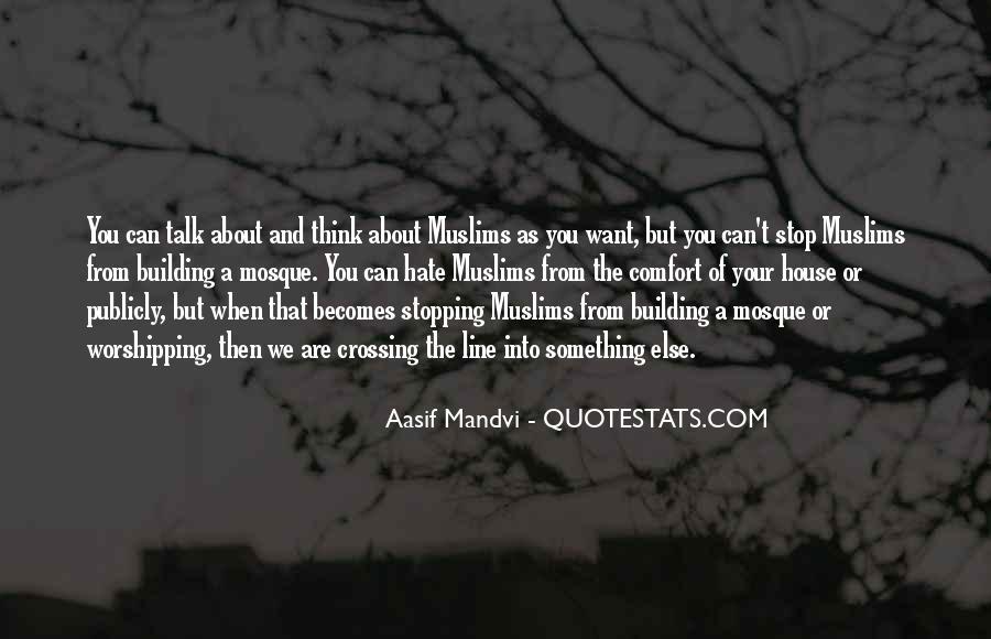 Mosque Quotes #567136