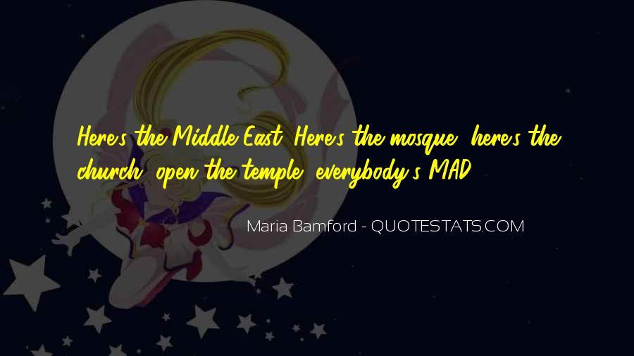 Mosque Quotes #575177