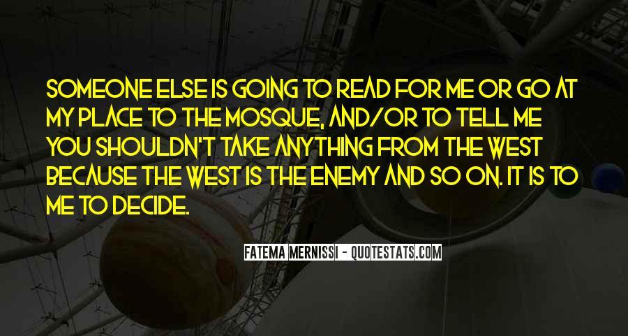 Mosque Quotes #640055