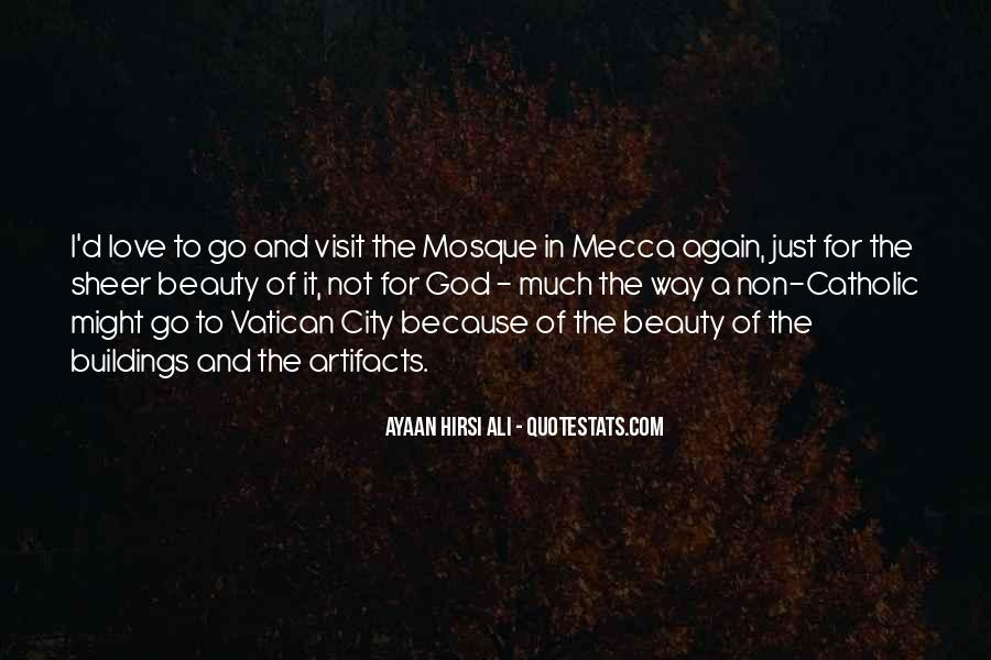 Mosque Quotes #705208