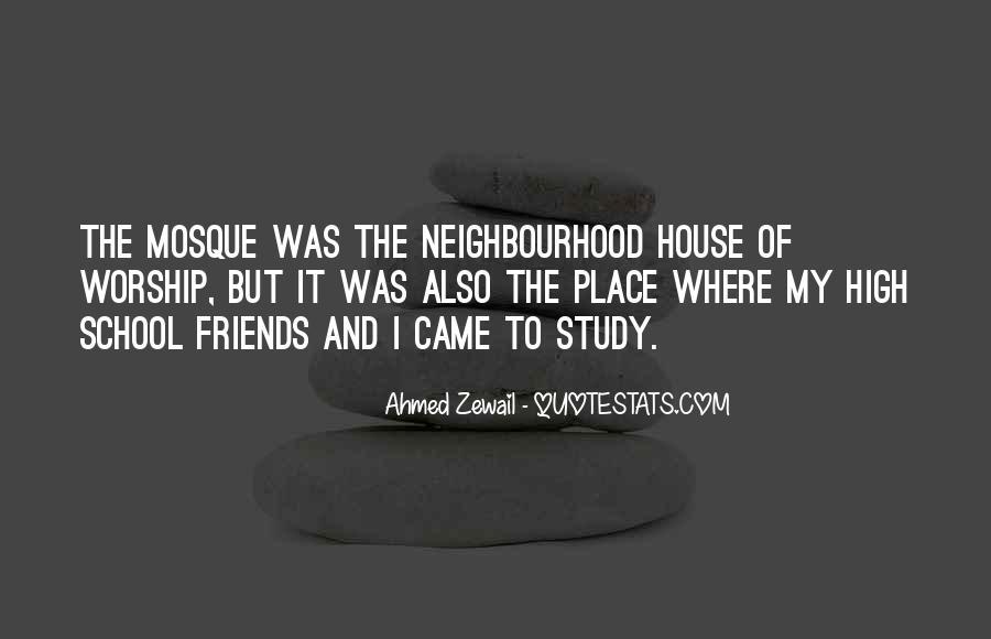 Mosque Quotes #742718