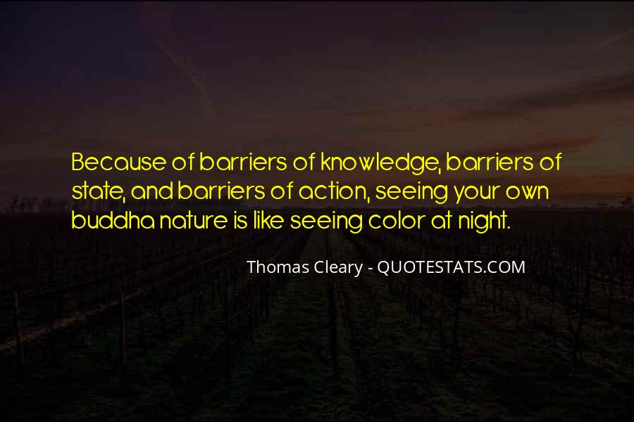 Quotes About Cleary #108465