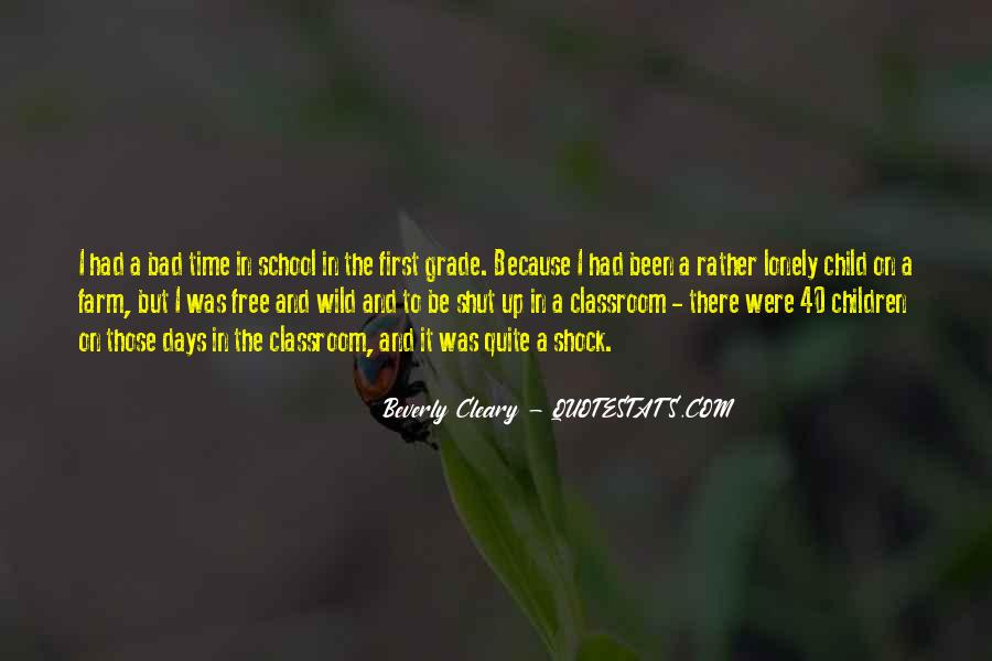 Quotes About Cleary #1168011