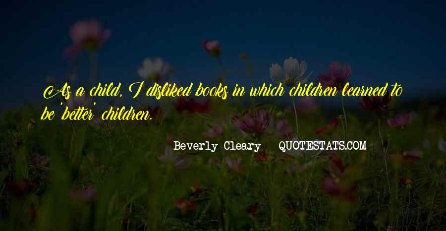 Quotes About Cleary #1188607