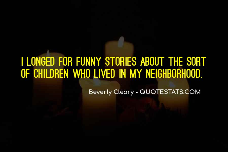 Quotes About Cleary #1206361