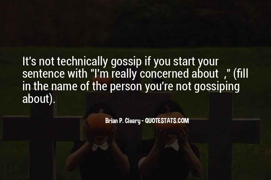 Quotes About Cleary #1248950