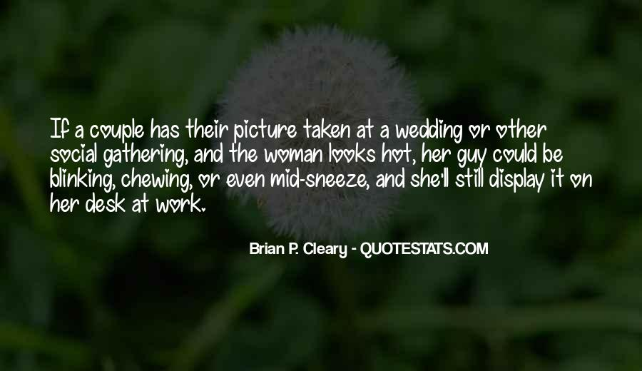 Quotes About Cleary #216400