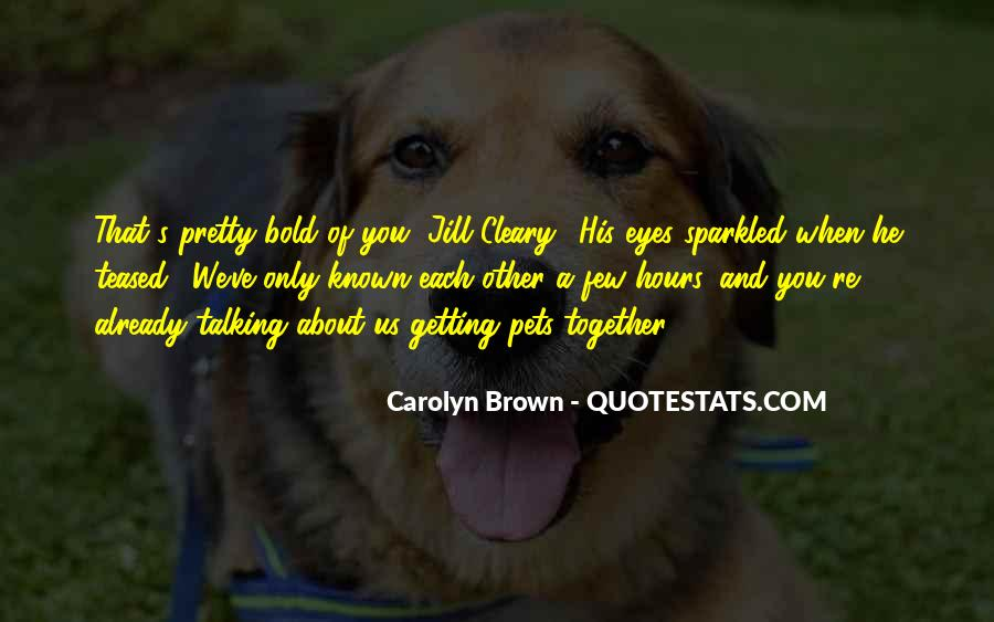 Quotes About Cleary #253931