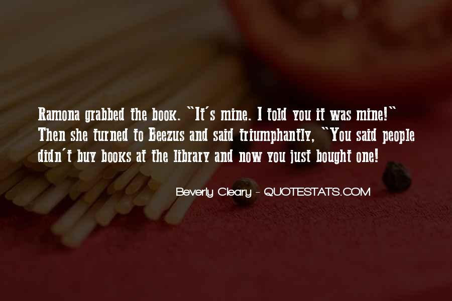 Quotes About Cleary #270600