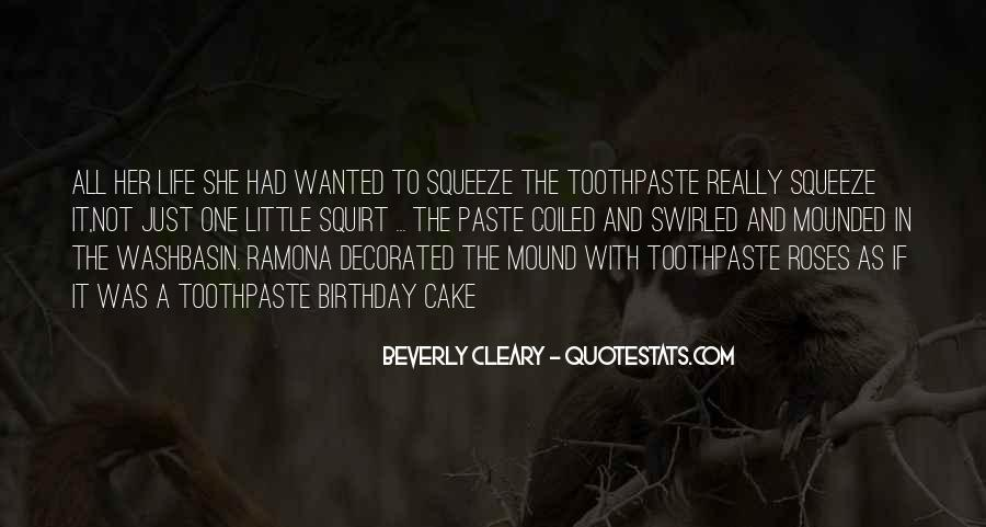 Quotes About Cleary #287128