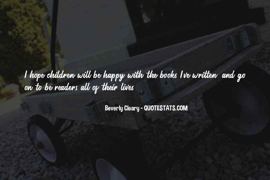 Quotes About Cleary #419826