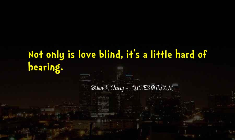 Quotes About Cleary #458119