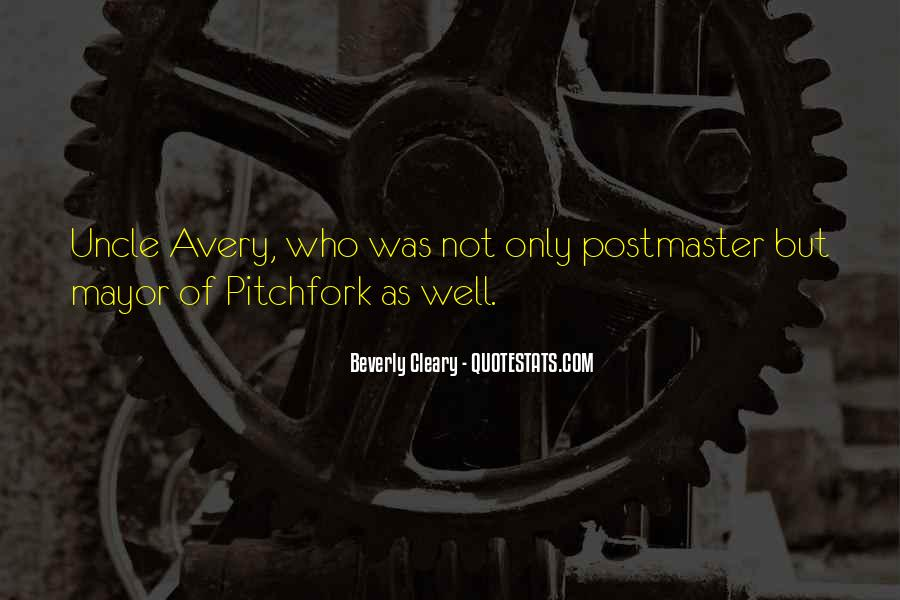 Quotes About Cleary #513781