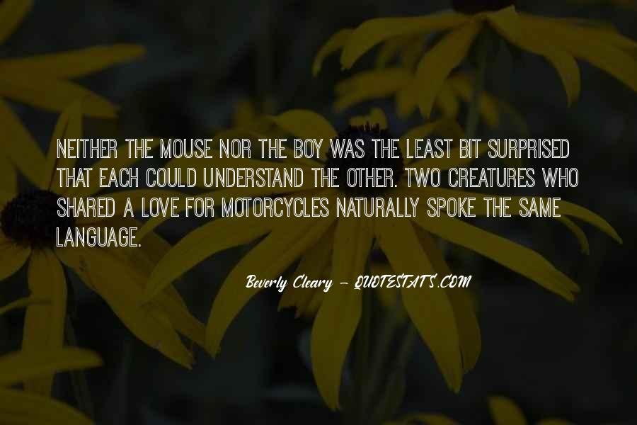 Quotes About Cleary #574660