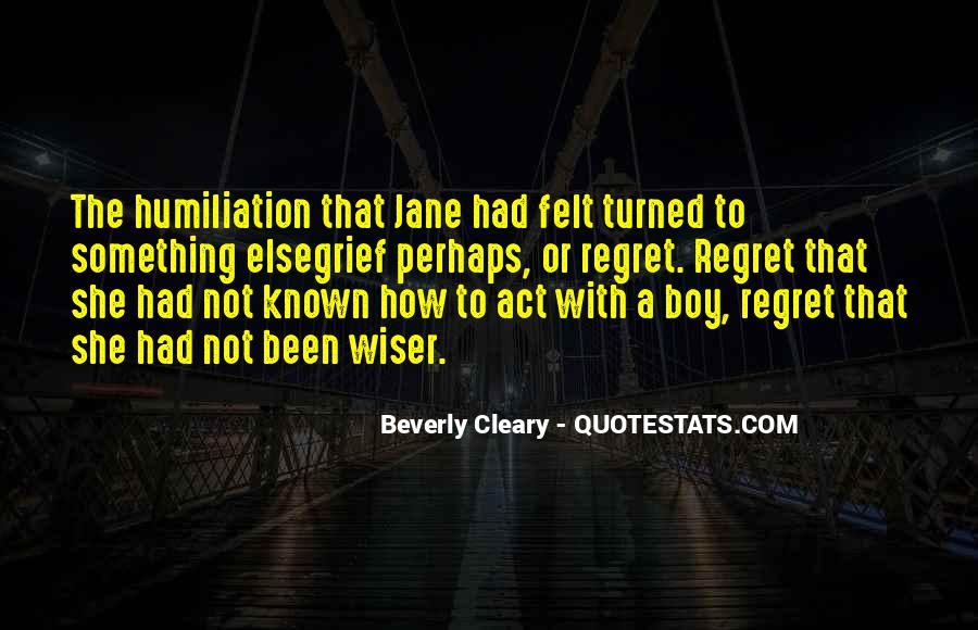 Quotes About Cleary #760947