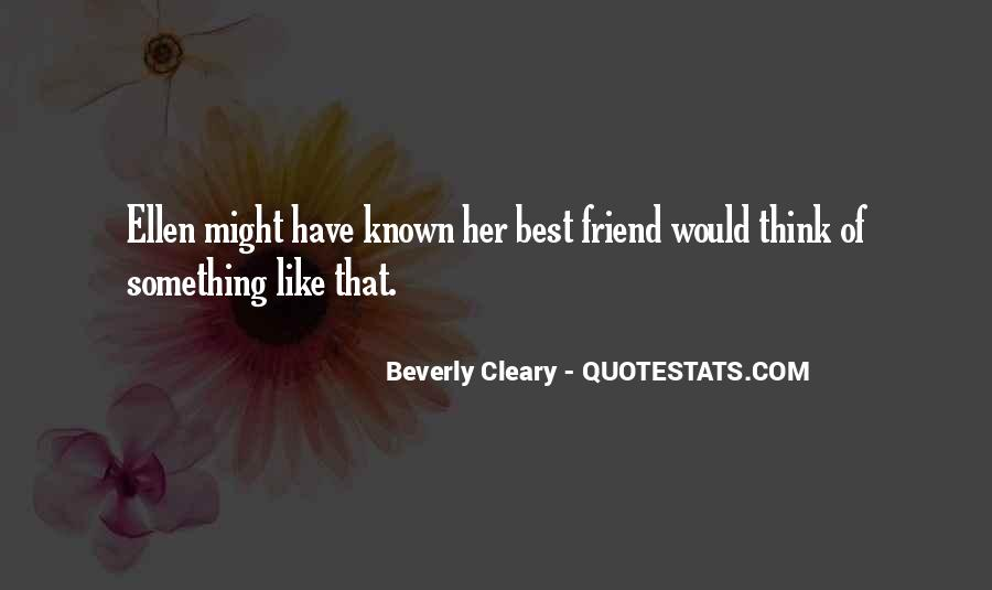 Quotes About Cleary #956708