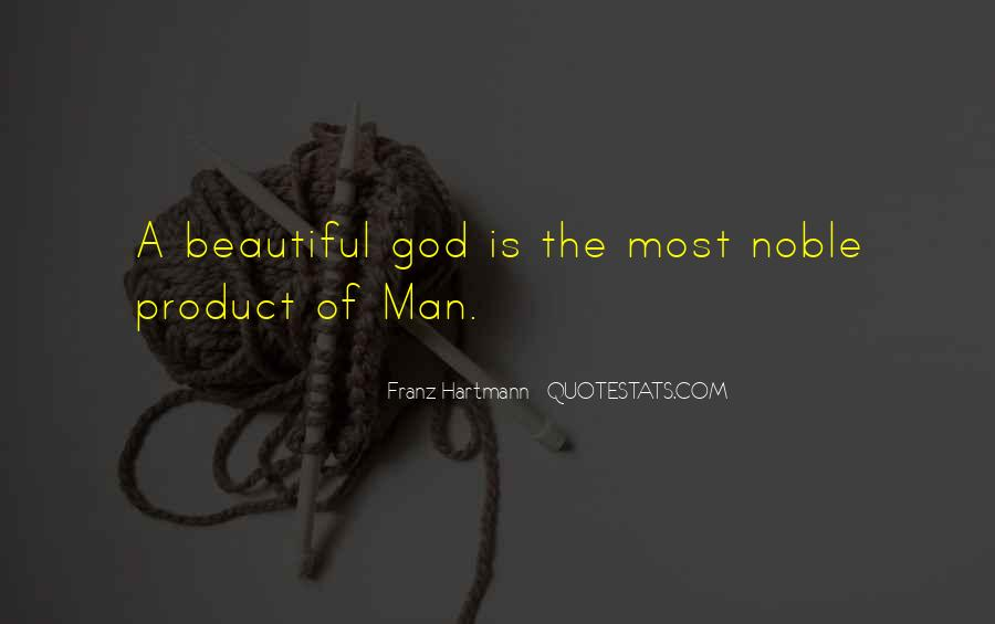 Most Beautiful God Quotes #1327584