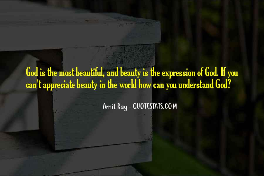 Most Beautiful God Quotes #1519412