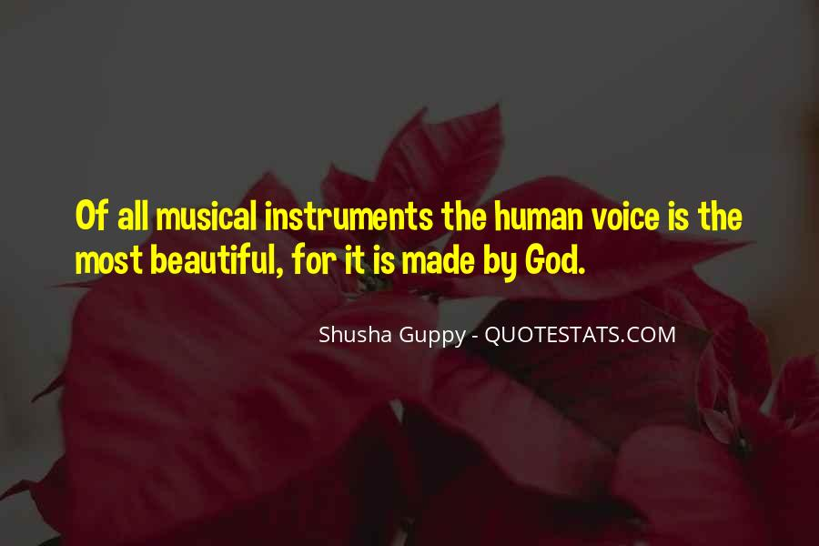 Most Beautiful God Quotes #1571002