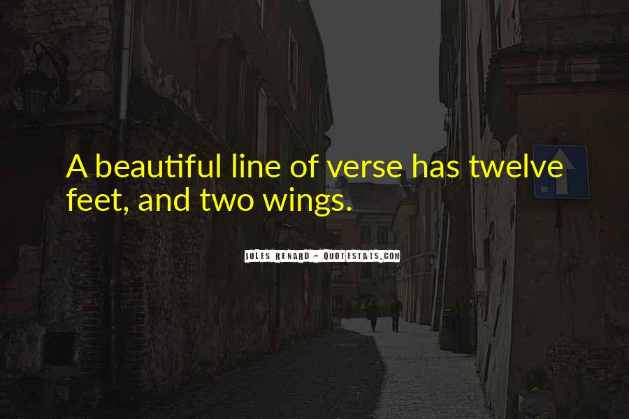 Most Beautiful One Line Quotes #715219