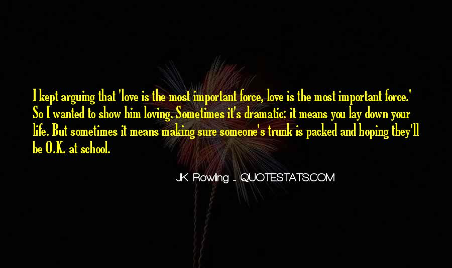 Most Loving Love Quotes #1807313