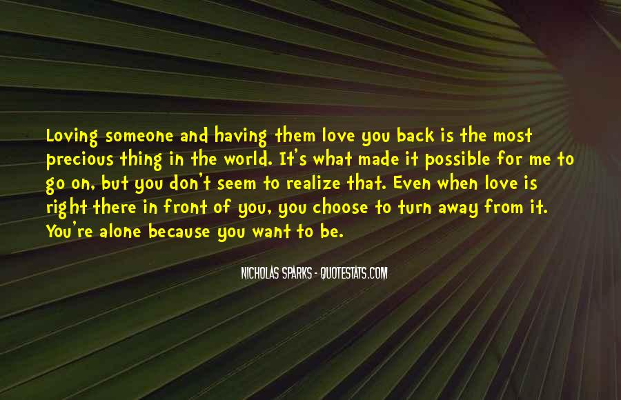 Most Loving Love Quotes #772945