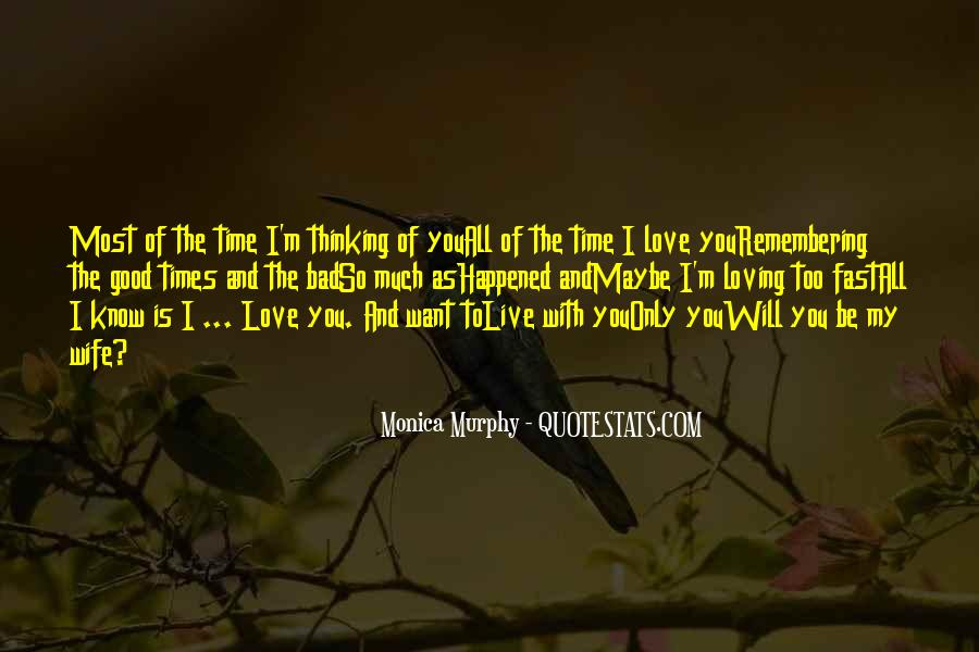 Most Loving Love Quotes #88329