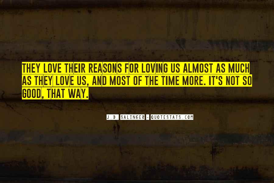 Most Loving Love Quotes #976335