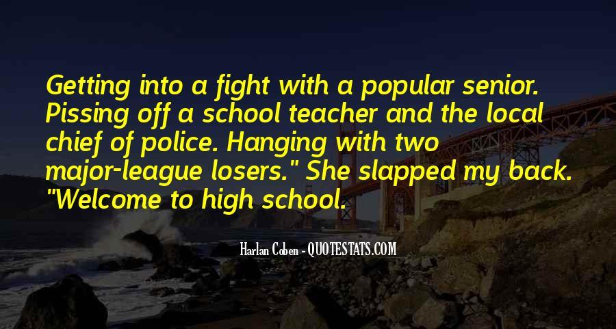 Most Popular Senior Quotes #1625500