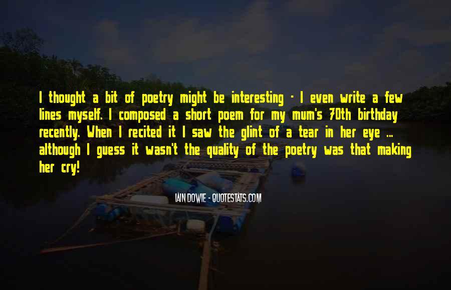 Most Recited Quotes #723947