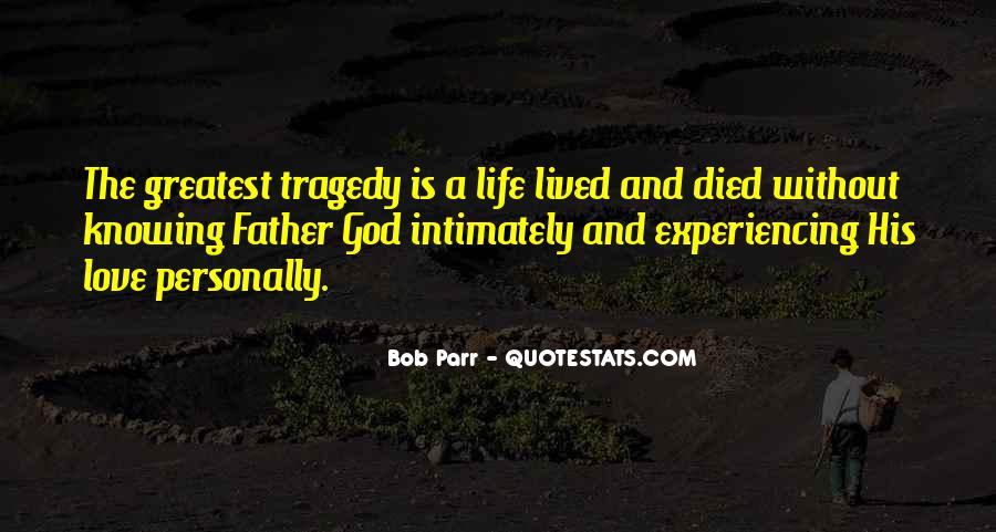 Most Tragedy Love Quotes #180127