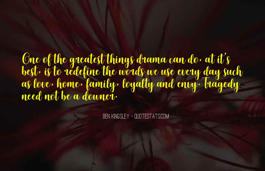 Most Tragedy Love Quotes #232041