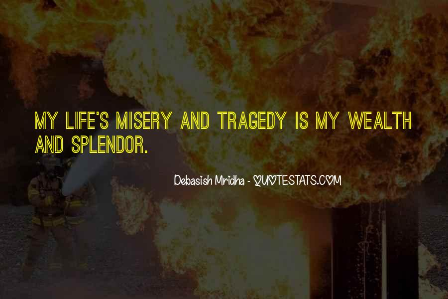 Most Tragedy Love Quotes #354069